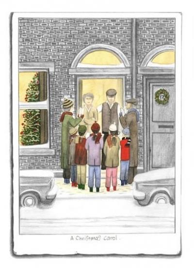 A Christmas Carol - Sketch