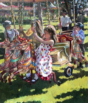 A Day At The Fair by Sherree Valentine Daines