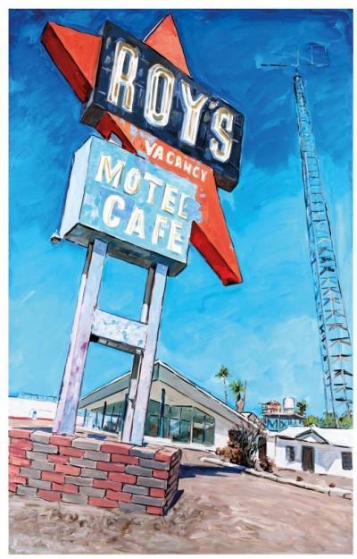 Abandoned Motel, Eureka