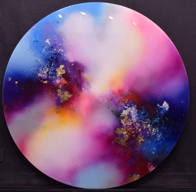 Abstract Circle i