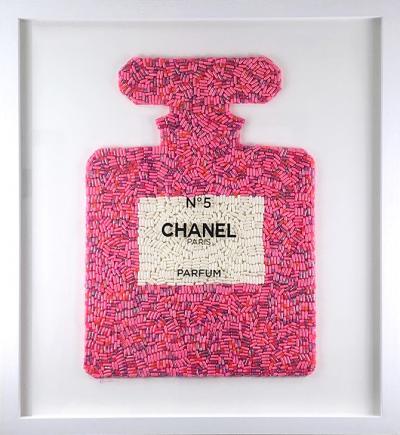 Addiction No:5 - Pink