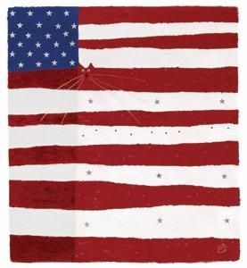 America by Govinder Nazran