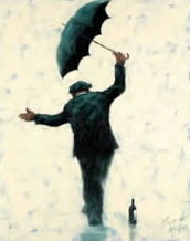 Balancing Act (Canvas) by Alexander Millar