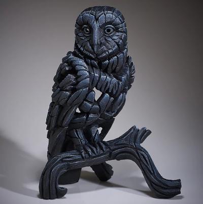 Barn Owl- Midnight Blue