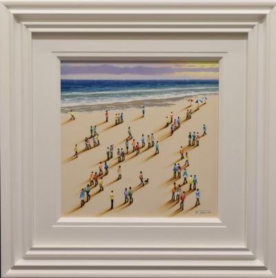 Beach Original I by Nurio Muro