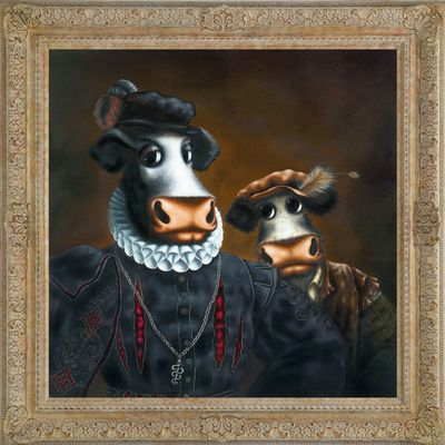 Black Udder And Bulldrick