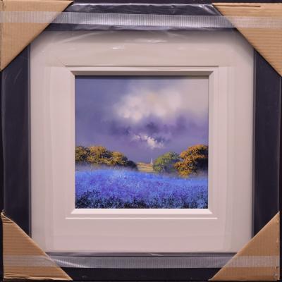 Blue Field (12x12)