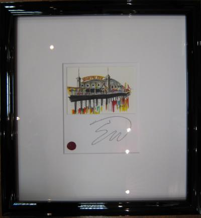 Brighton Pier - Sketch