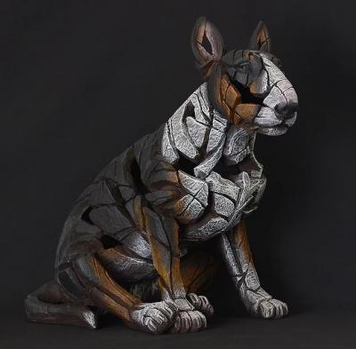 Bull Terrier - Tri- Colour