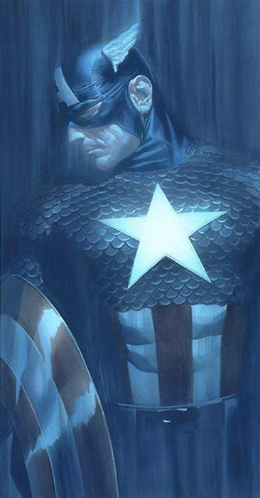 Captain America - Shadows Collection