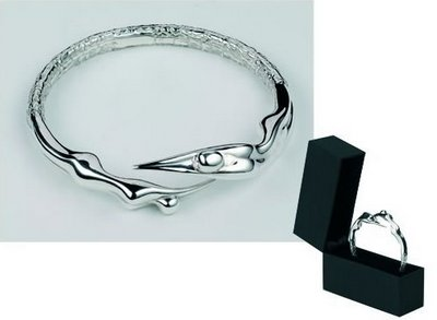 Circle Of Life Bangle (Medium)