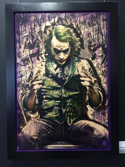 Clown Prince OV1 by Rob Bishop