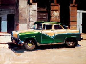 Cuban Classics III by Jeremy Sanders