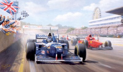 Damon's Dream - Damon Hill