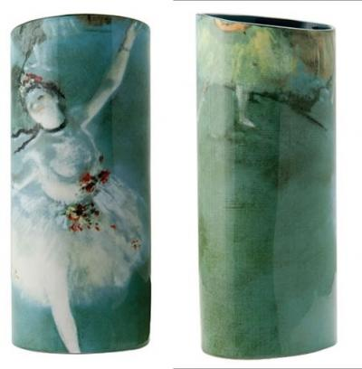 Degas Ballerina - Vase