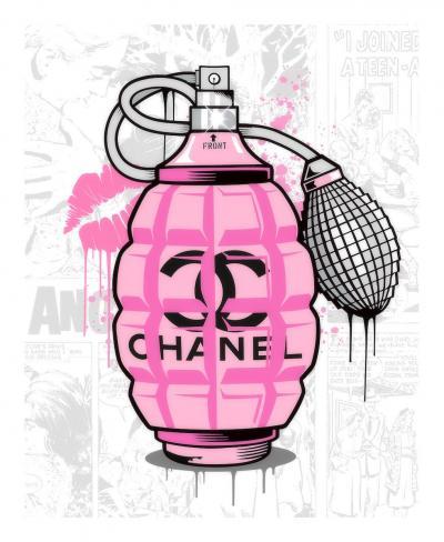 Designer Grenade- Chanel