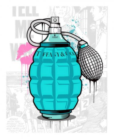 Designer Grenade- Tiffany & Co
