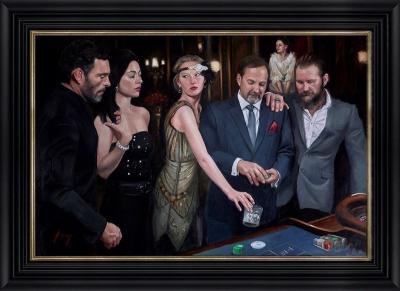 Diamond Roulette by Vincent Kamp