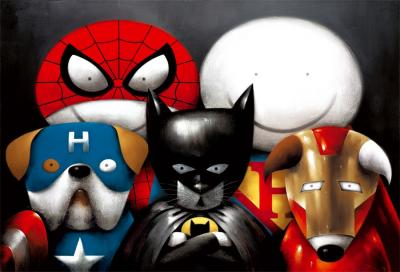 Dream Team by Doug Hyde