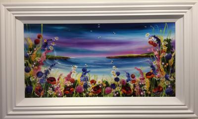 Floral Beach 36 x 18