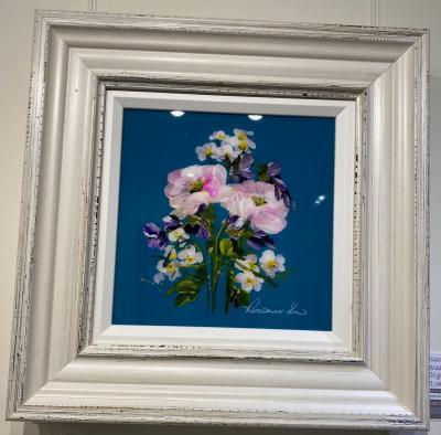 Floral III (10 x 10)