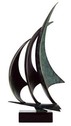 Flying Sails by Duncan MacGregor