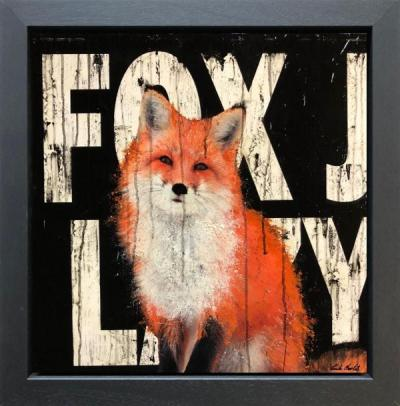 Foxy Lady by Linda Charles
