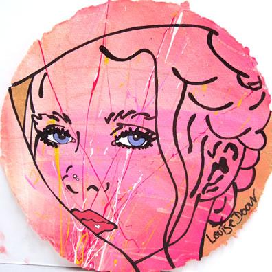 Girl by Louise Dear