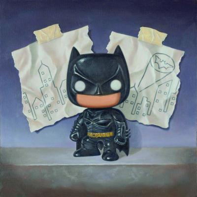 Gotham Calling by Nigel Humphries