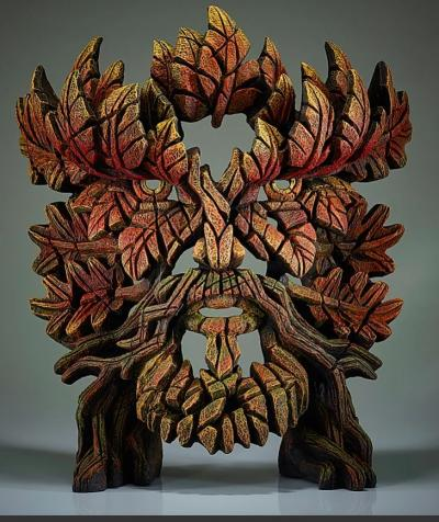 Green man Autumn Flame