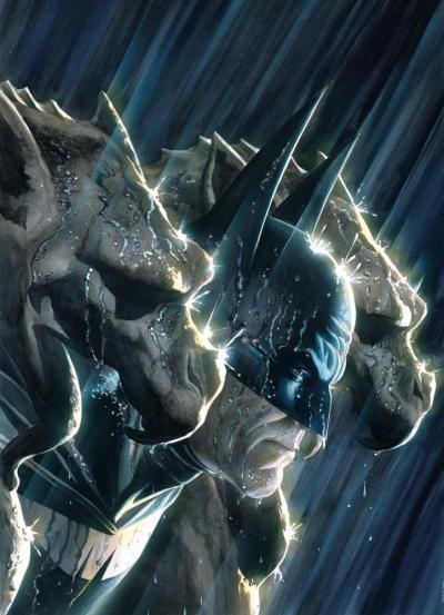 Grim Gargoyles