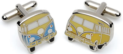 Happy  Campers - Cufflinks
