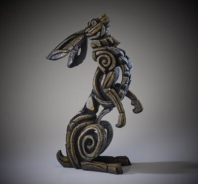 Hare - Star Gazer by Edge Sculptures by Matt Buckley