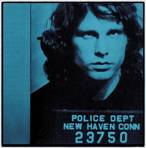 Jim Morrison by Louis Sidoli