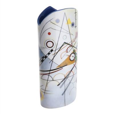 Kandinsky Composition VII - Vase