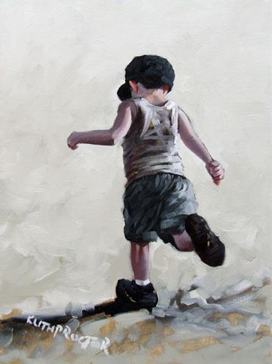 Kickin Up Dust