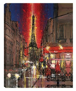La Tour Eiffel by Paul Kenton