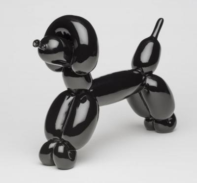 Long Dog - Black