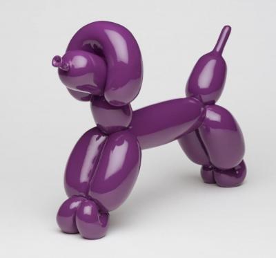 Long Dog - Purple