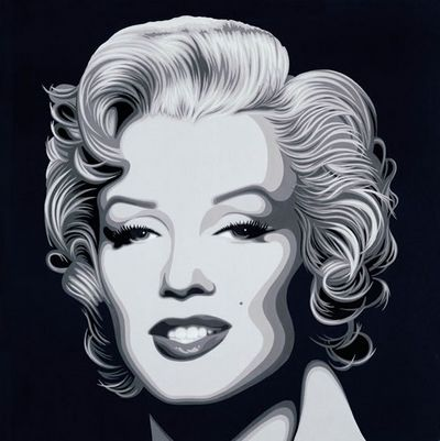 Marilyn by Simon Claridge