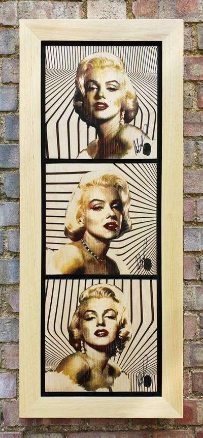 Marilyn Triptych