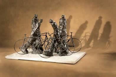 Men With Bikes