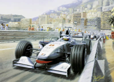 Mika's Magic - Mika Hakkinen