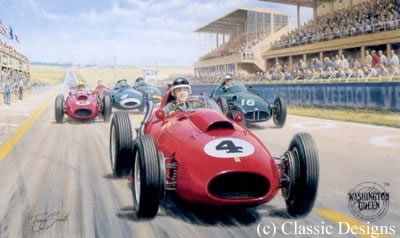 Mike Hawthorn - World Champion 1958
