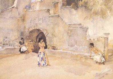 models-in-an-italian-courtyard-1150