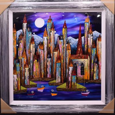 Moonsong (35 x 35)