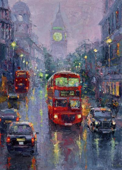 Night Lights, Whitehall II