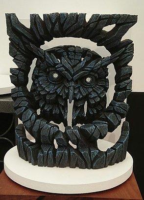 Owl in Nook - Midnight