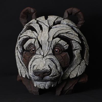 Panda Bust- Brown