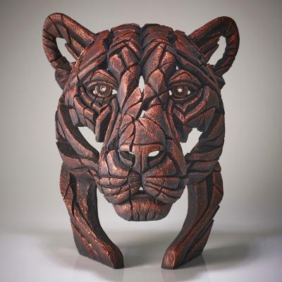Panther Bust- Jungle Flame